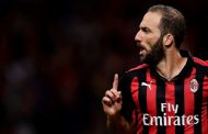 Berita Serie A - Gonzalo Higuain Berhasil Selamatkan Milan