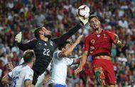 Berita Bola Internasional - Portugal Menang Tipis Atas Italia