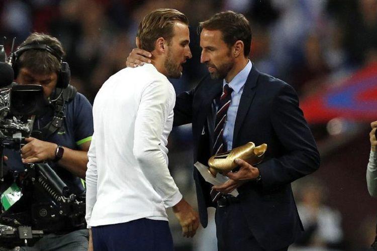 Berita Bola Terkini - Kane Tak Dimainkan Kontra Swiss