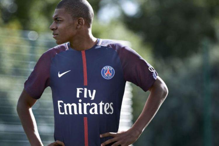 Berita Liga Prancis - Mbappe Absen Tiga pertandingan