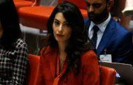 Kabar Internasional – Amal Clooney Desak Suu Kyi untuk Memaafkan Jurnalis Reuters