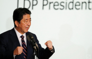 Kabar Internasional - Abe Menangi Pemilihan Pimpinan Partai, Siap Hadapi Tantangan Perdagangan Trump