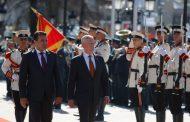 Kabar Internasional - Menteri Pertahanan AS Peringatkan Rusia Mengenai Referendum Makedonia