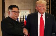 Kabar Internasional - Trump Harapkan Hasil Positif dari Kim Jong Un Segera