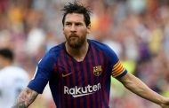 Berita Bola - Pochettino Bingung Hentikan Messi
