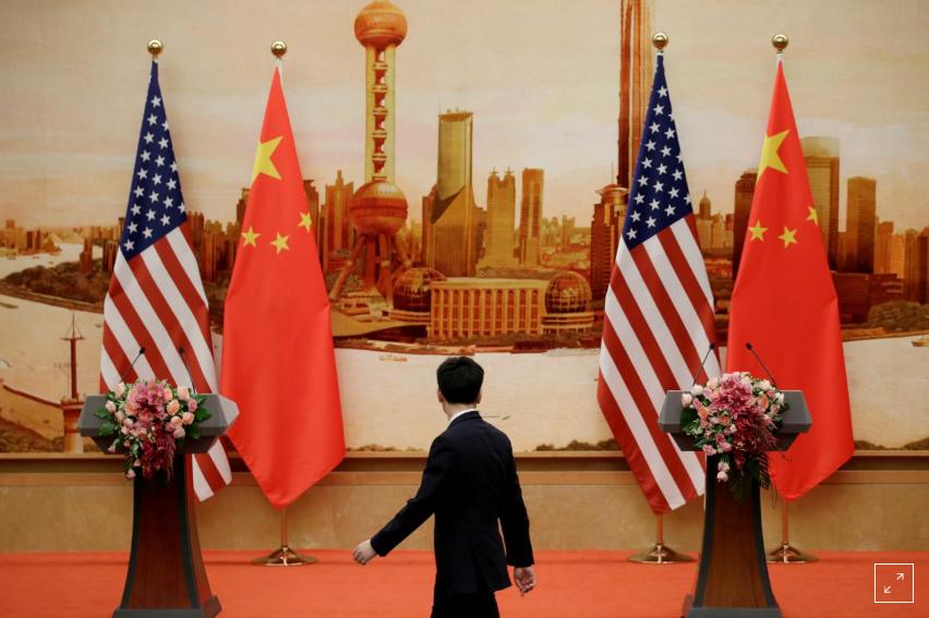Kabar Ekonomi - Pejabat Departemen Keuangan China 'optimis' Tentang Terobosan Perang Perdagangan