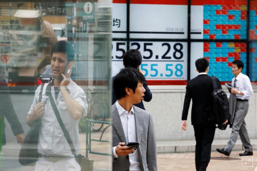 Kabar Ekonomi - Saham Dunia Bangkit Setelah Turun, Ditetapkan sebagai Minggu Terburuk Sejak Februari