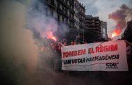 Kabar Internasional – Protes Berlangsung Ditengah Perayaan Pertama dalam Pemungutan Suara Kemerdakaan