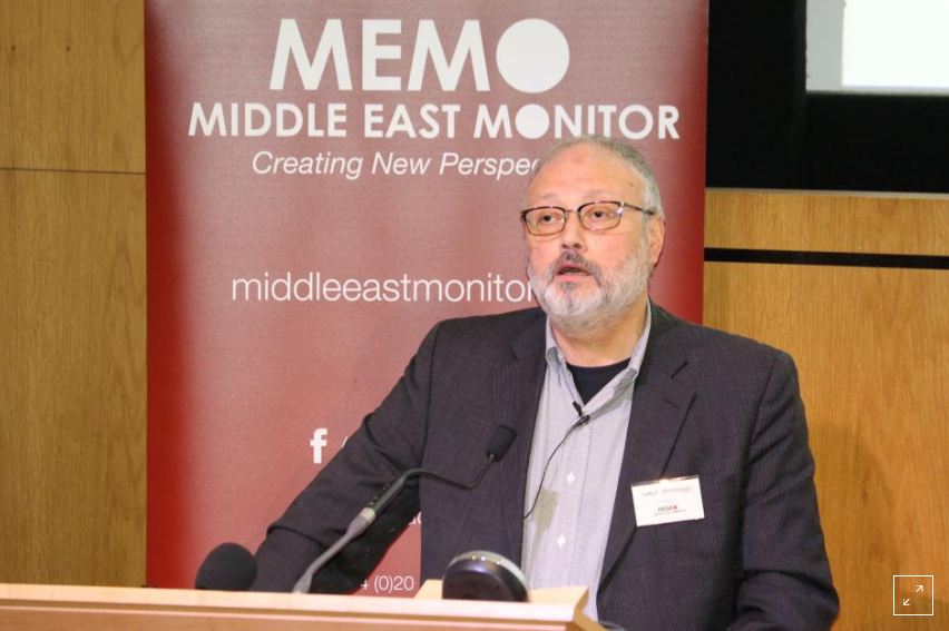 Kabar internasional - Arab Saudi Sebut Membunuh Khashoggi Adalah 'Kesalahan Besar