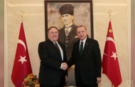 Kabar Internasional - Pompeo Bertemu Erdogan Setelah Pembicaraan dengan Orang-orang Saudi Tentang Jurnalis yang Hilang