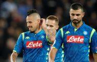 Kabar Liga Champions - Napoli Kesal Gagal Menang dari PSG