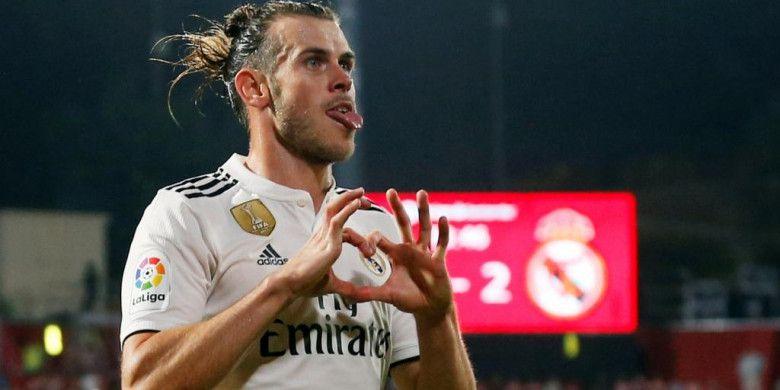 Berita Bola Terkini - Bale Nyaris Setara CR7 dan Messi