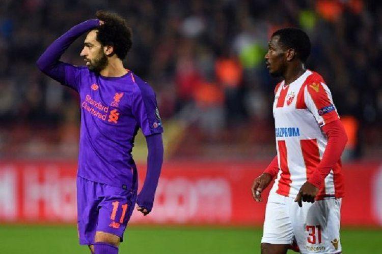 Berita Liga Champions - Kontra Crvena Zvezda, Liverpool Kalah