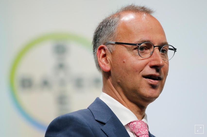 Kabar Ekonomi - CEO Bayer Sebut Akan Pertimbangkan Penyelesaian Glifosat NamunTergantung Pada Biaya