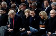 Kabar Internasional - Macron Pimpin Peringatan Perang Dunia Pertama