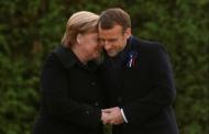 Kabar Internasional - Pemimpin Prancis dan Jerman Tunjukkan Persatuan 100 Tahun Setelah PD1