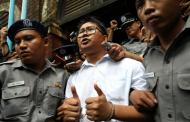 Kabar internasional - Wartawan Reuters di Myanmar Ajukan Banding Terhadap Keyakinan dalam Kasus Rahasia Negara