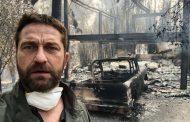 Kabar Selebritis – Rumah Gerard Butler Hancur oleh Kebakaran Hutan California