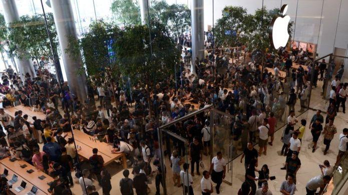 Kabar Teknologi – Toko Apple Akan Mempekerjakan Korban Perdagangan Manusia