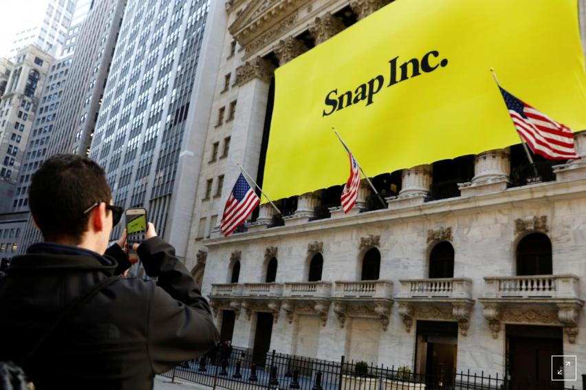 Kabar Teknologi - Snap Ungkapkan US Subpoenas Tentang Pengungkapan IPO