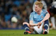 Kabar Liga Inggris - De Bruyne Mungkin Absen Enam Pekan dan Lewatkan Derby Manchester