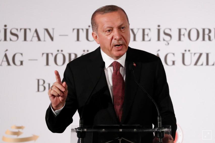 Kabar Internasional - Erdogan Sebut Turki-AS Berurusan dengan Manbij Suriah