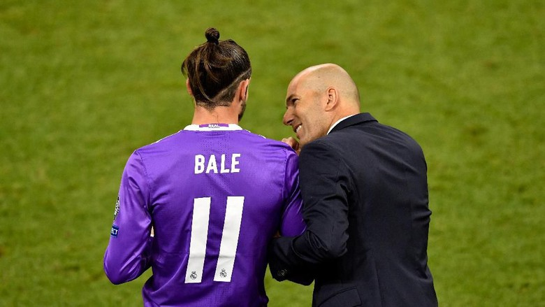 Kabar La Liga – Kepergian Zidane, Manchester United dan Transfer Bale