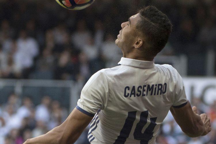 Berita Liga Champions - Pernyataan Casemiro Soal Kemenangan Madrid