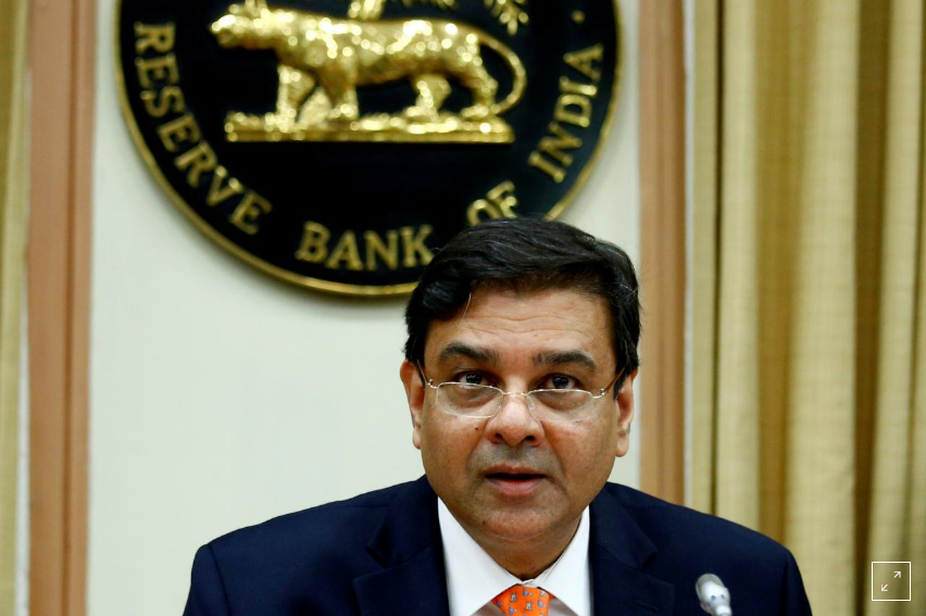 Kabar Ekonomi - Pemerintah India akan Tingkatkan Ketegangan pada Gubernur Bank Sentral